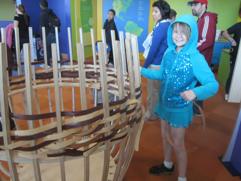 Weaving Giant Basket - National Museum of the American Indian