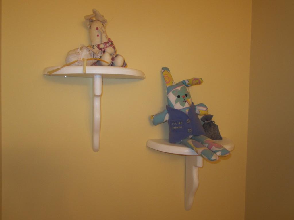 Uncle Jim's Shelves