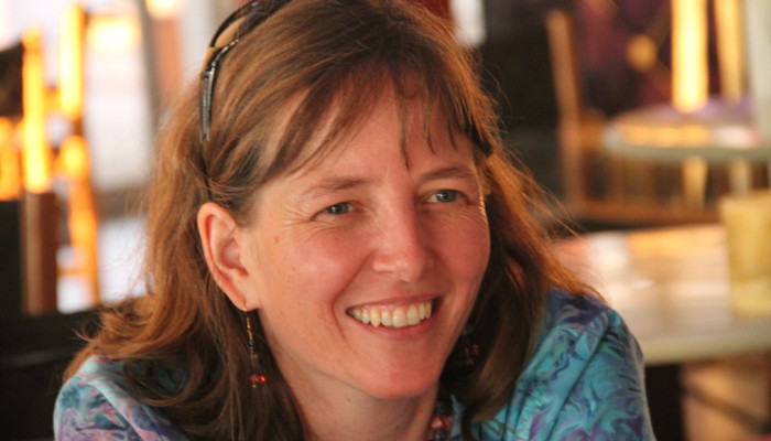 Florence Reed, founder of Sustainable Harvest International