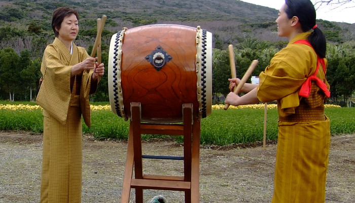 Taiko photo by Geomr