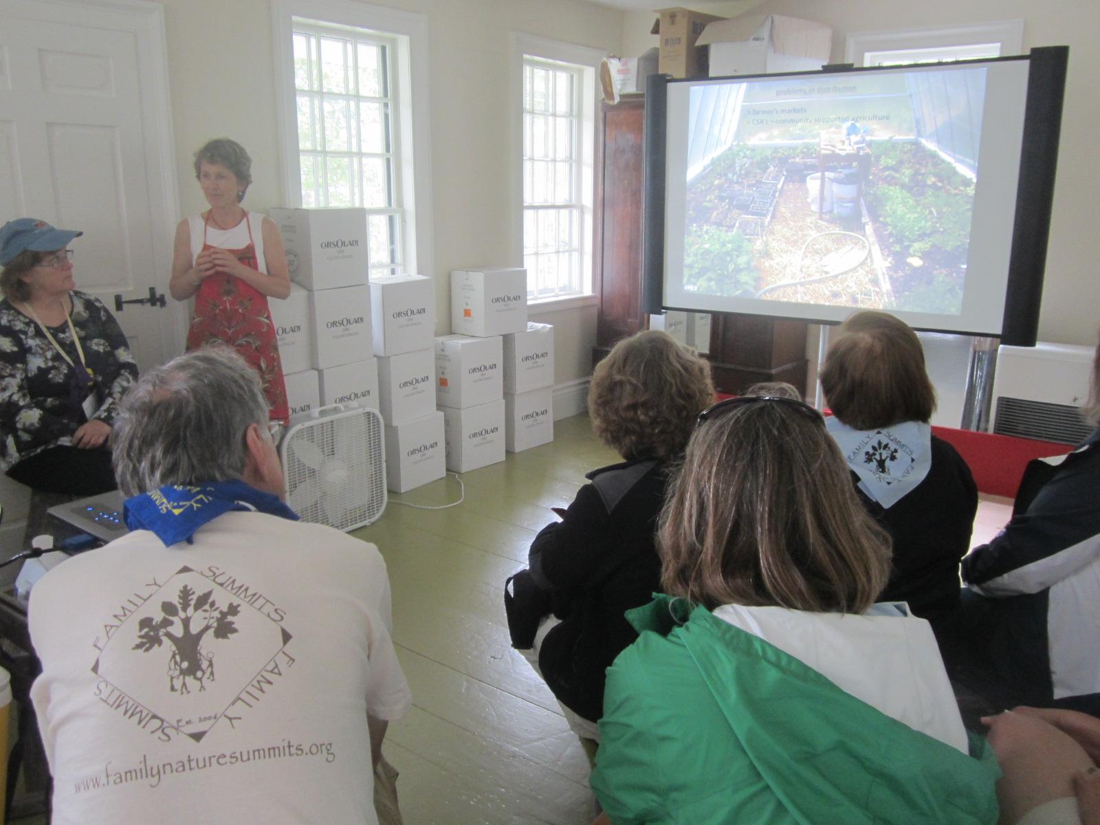 Farm Drop presentation by Mary Alice Hurvitt