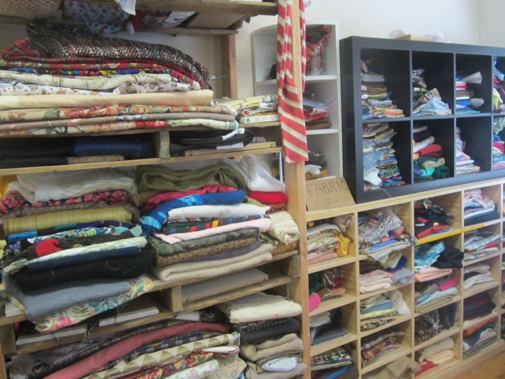 Fabric for sale at ScrapDC