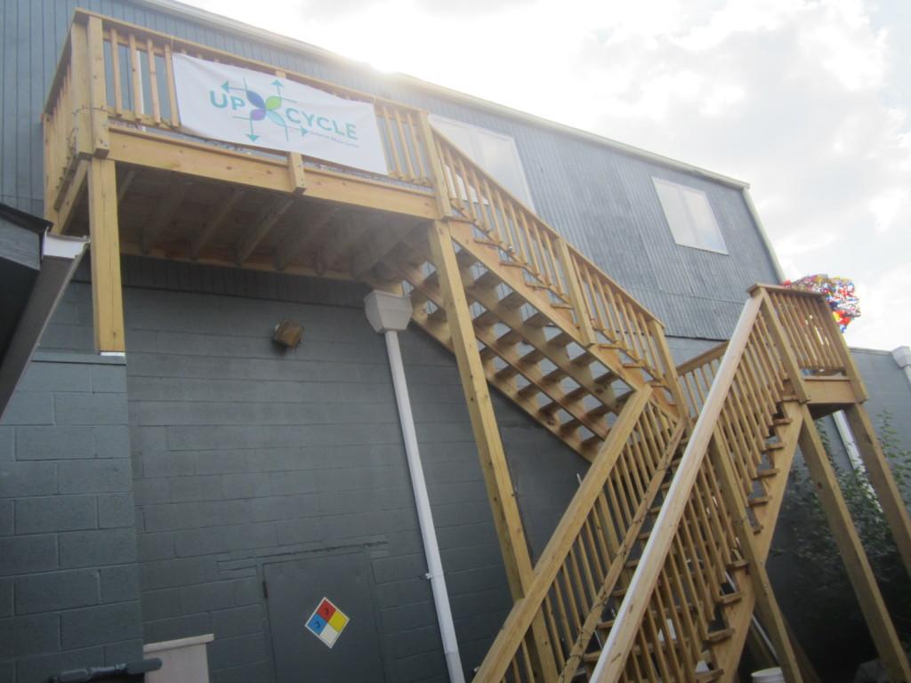 Upcycle Creative Reuse Center in Alexandria, Virginia