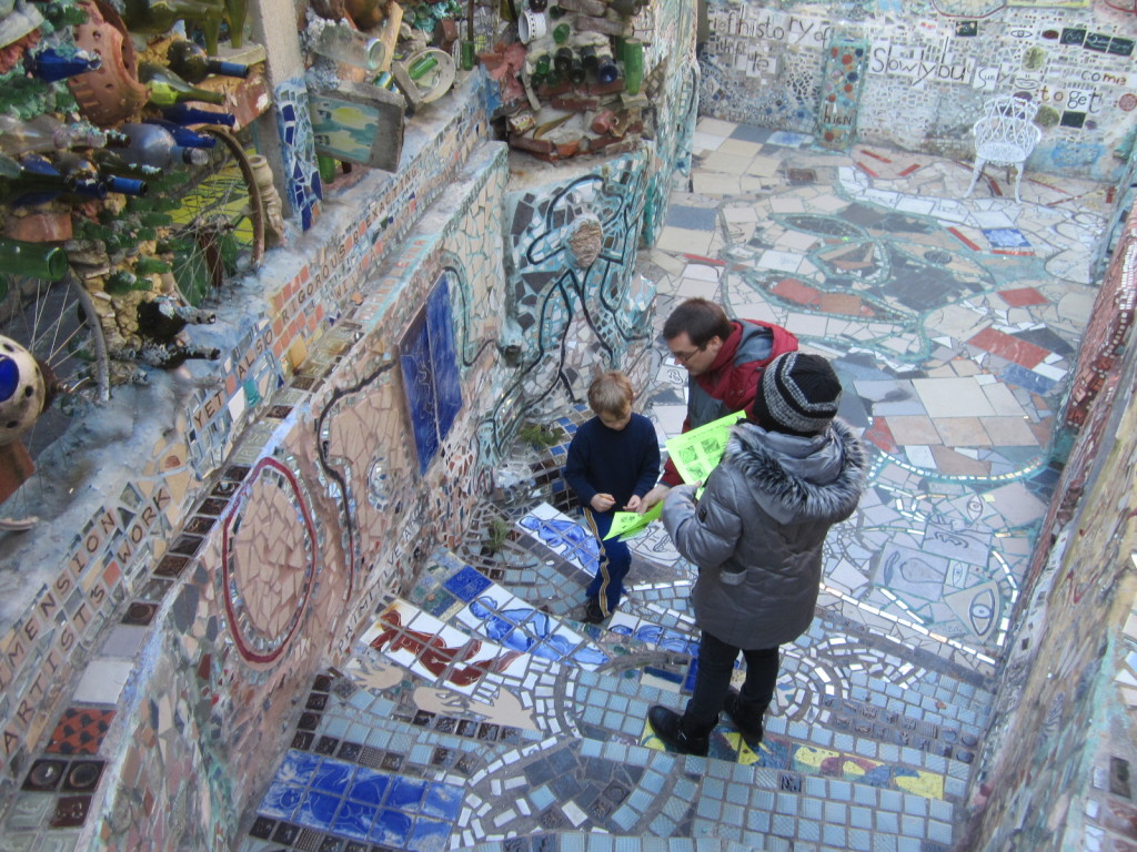 Exploring Magic Gardens
