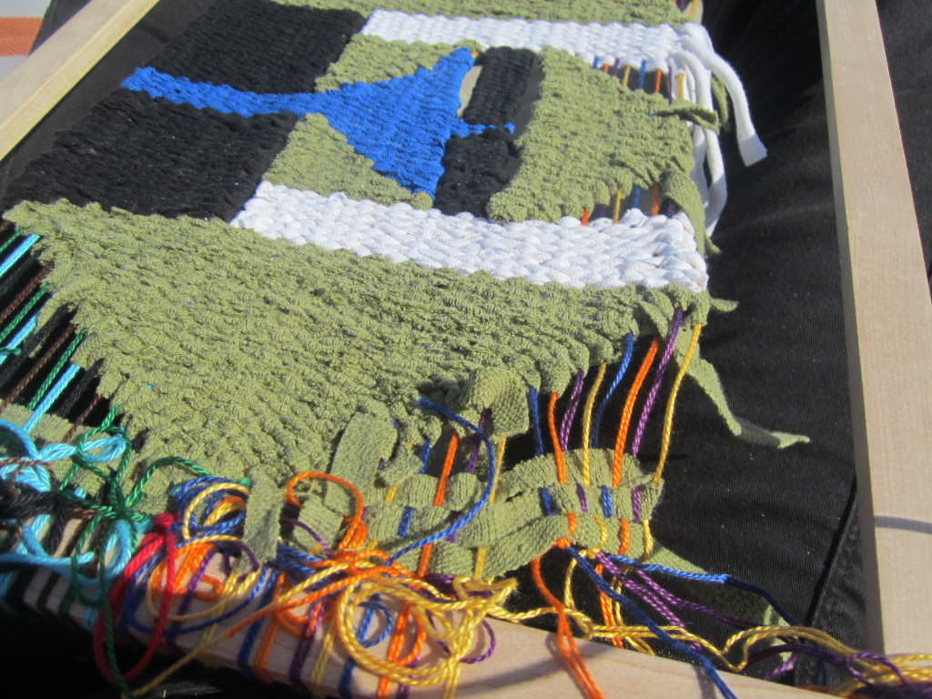Taking the mask off the loom