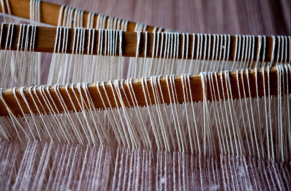 Loom at Heustis House - photo by Kandise Brown, Flickr