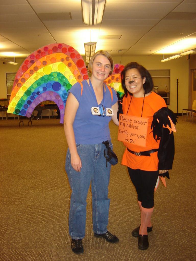 Double Rainbow Costume