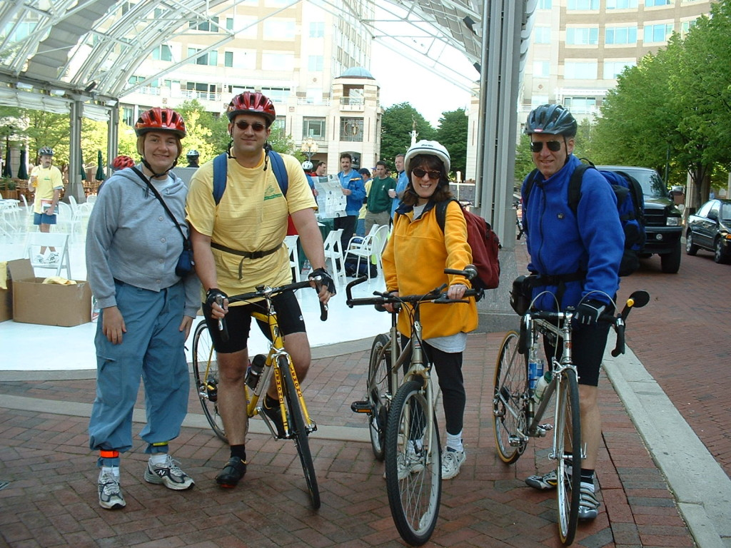 Bike to Work Day at Reston Town Center