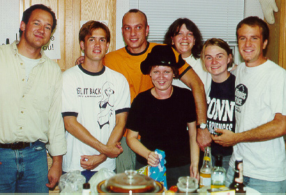 Team Fun Day, 2000