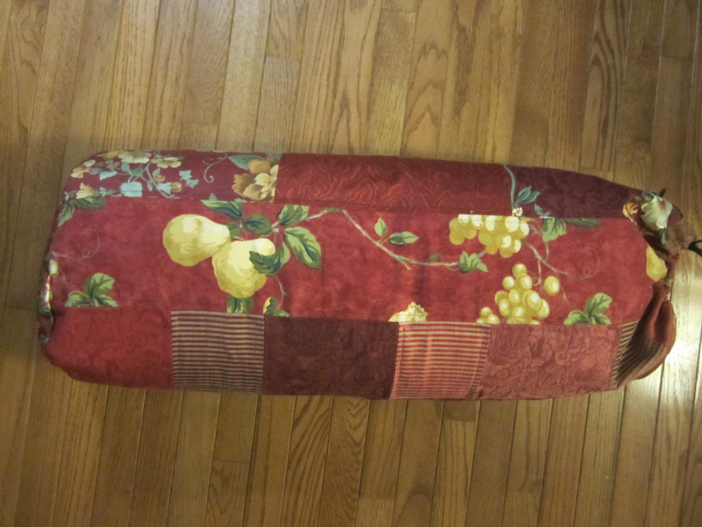 Bolster cover - Side A