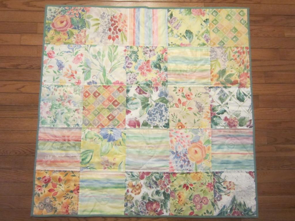 Tyler's quilt
