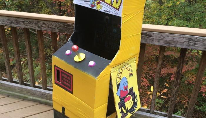 Pac-Man Arcade Halloween costume