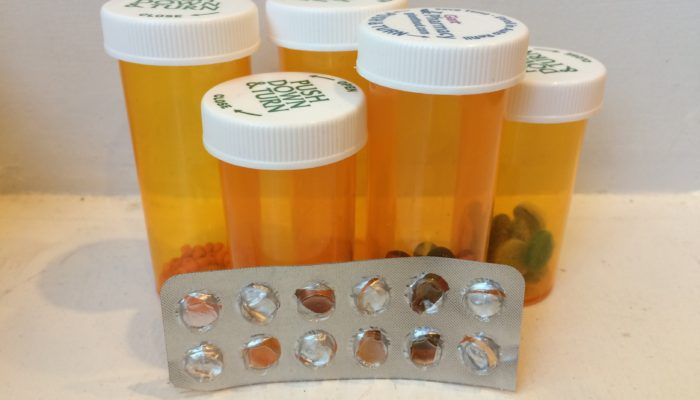 Creative reuse of prescription and medicine packaging