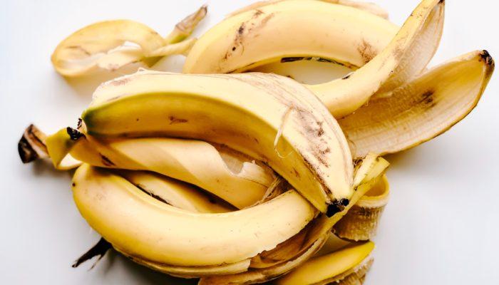 Banana Peels - photo by Julia Kouzenkov, Unsplash