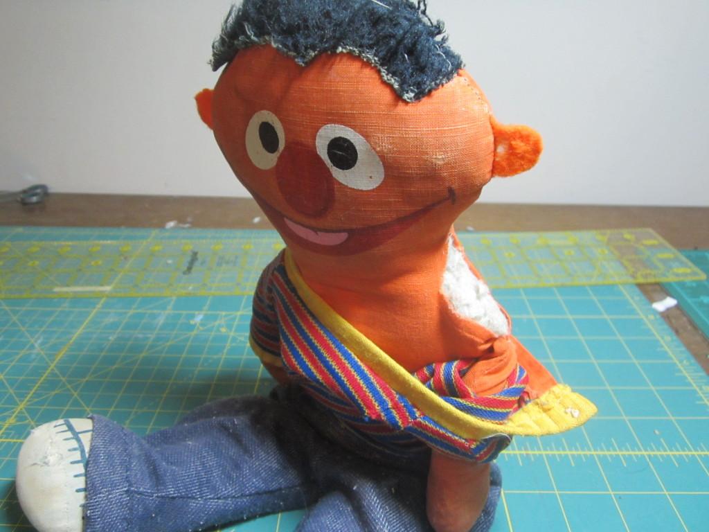 Ernie Pre-Surgery