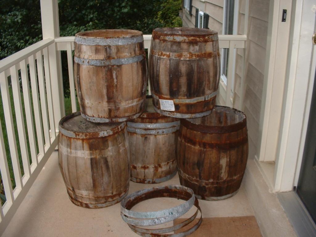 Feta barrels