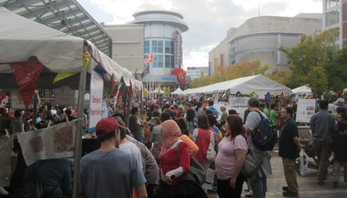 Silver Spring Maker Faire - September 2013