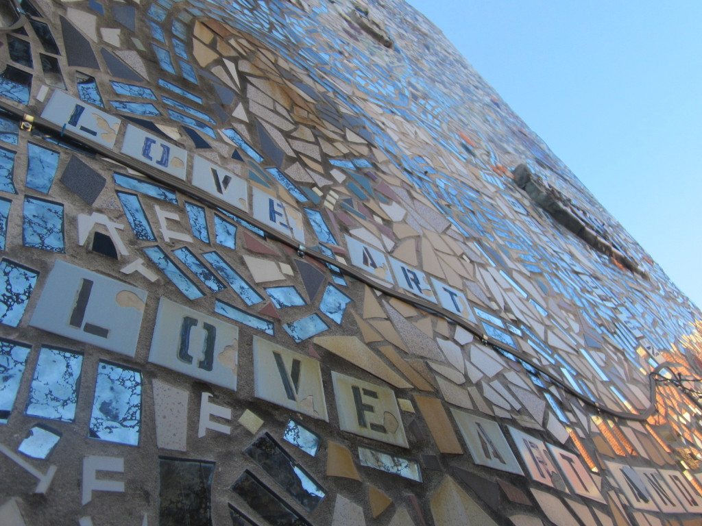 Love Art Mosaic