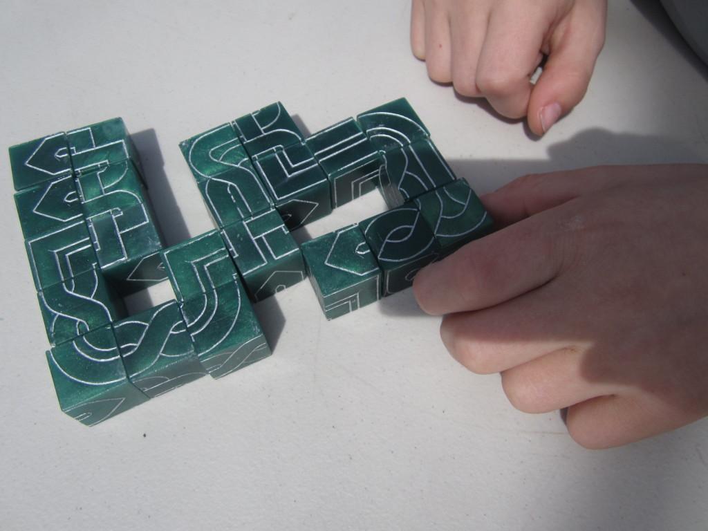 Knot Dice by Black Oak Games
