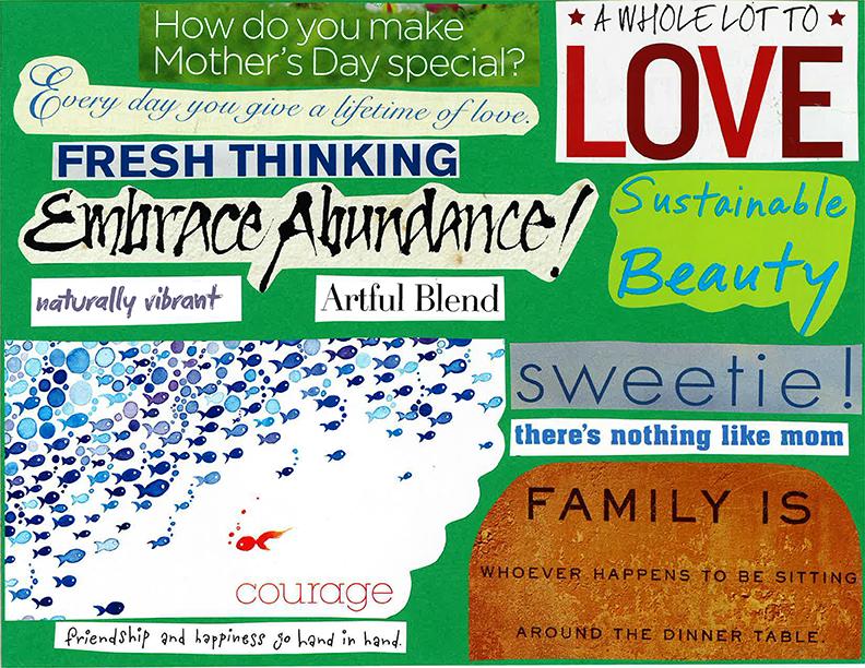 Sabina's Appreciation Collage