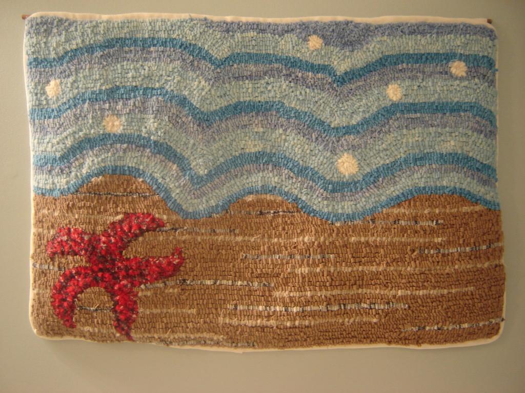 Mom's Ocean Rug