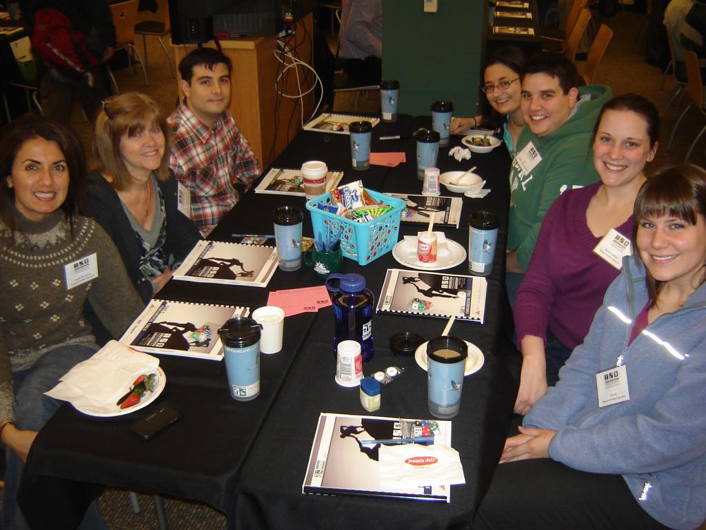 Learning about innovation - Anjali, Debbie, Bill, Em, Rachel, Christy