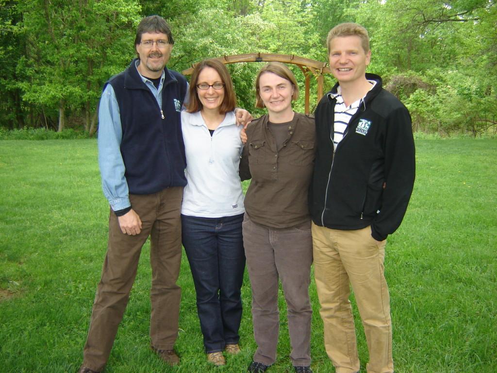 Leader to Leader peer group, 2011 - Bill, Julian & Curtis