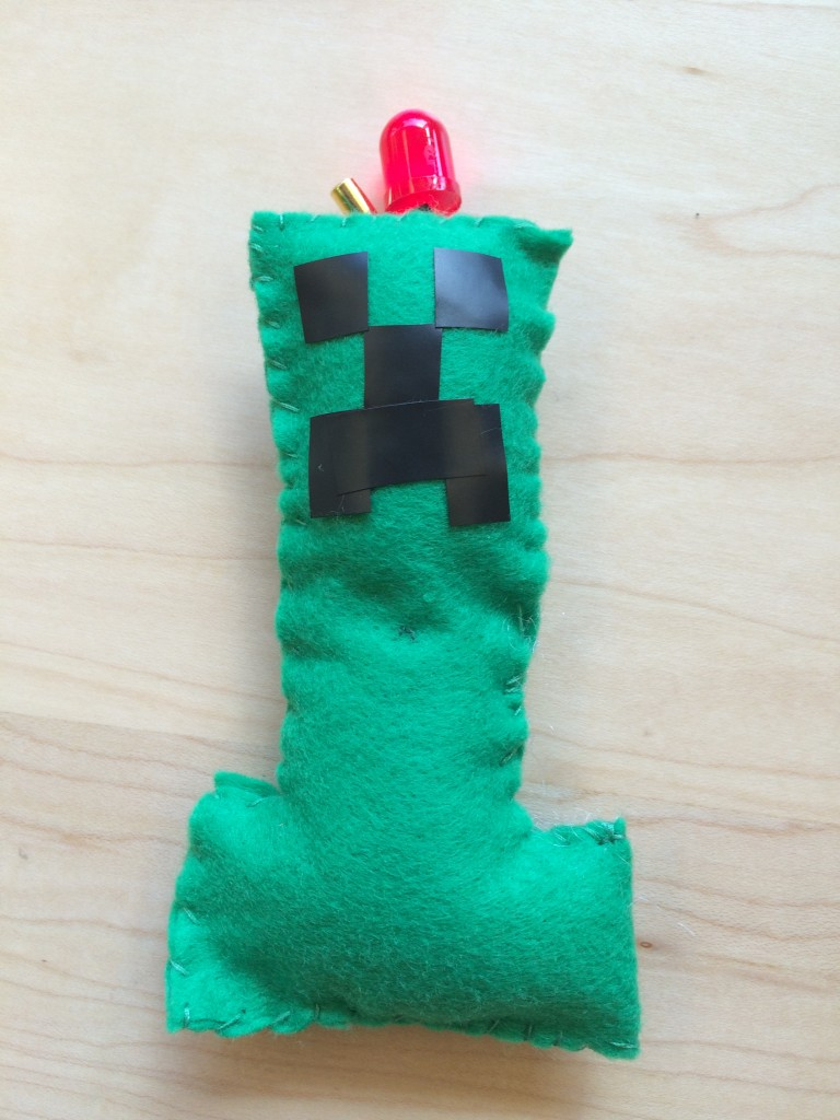 Russell's Light-up Creeper
