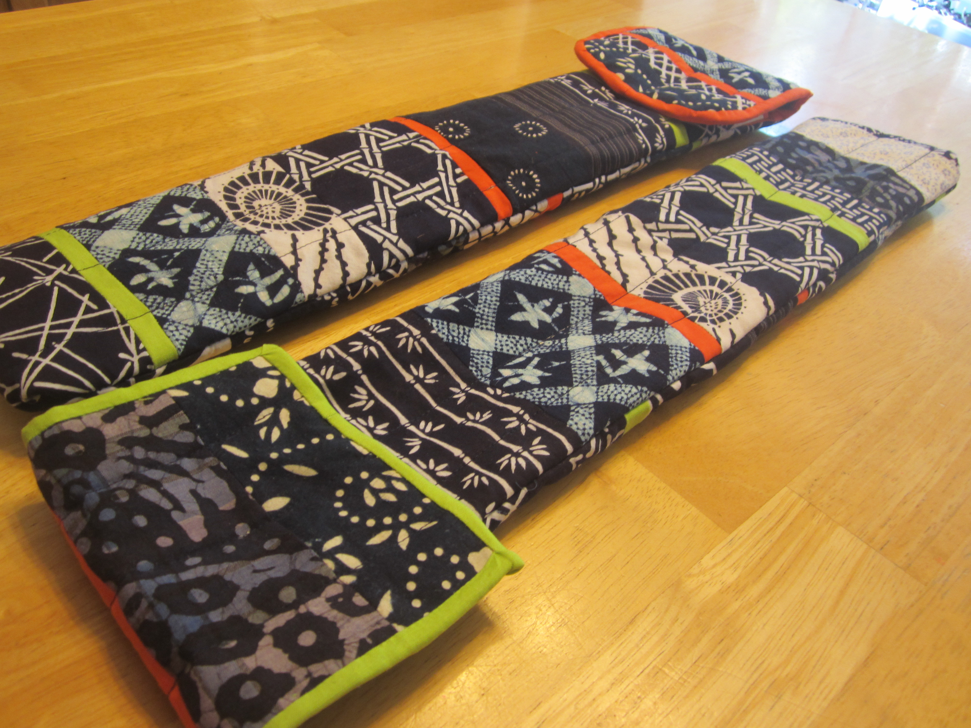 Taiko bachi gift bags