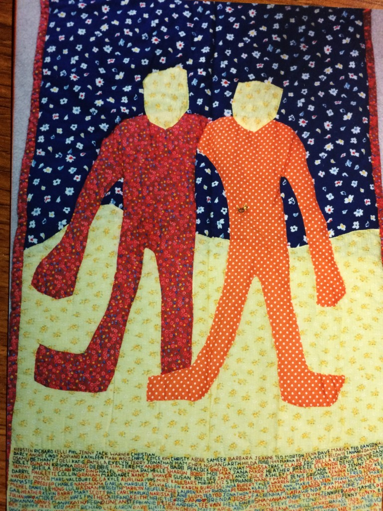 Friendship Quilt, 1991
