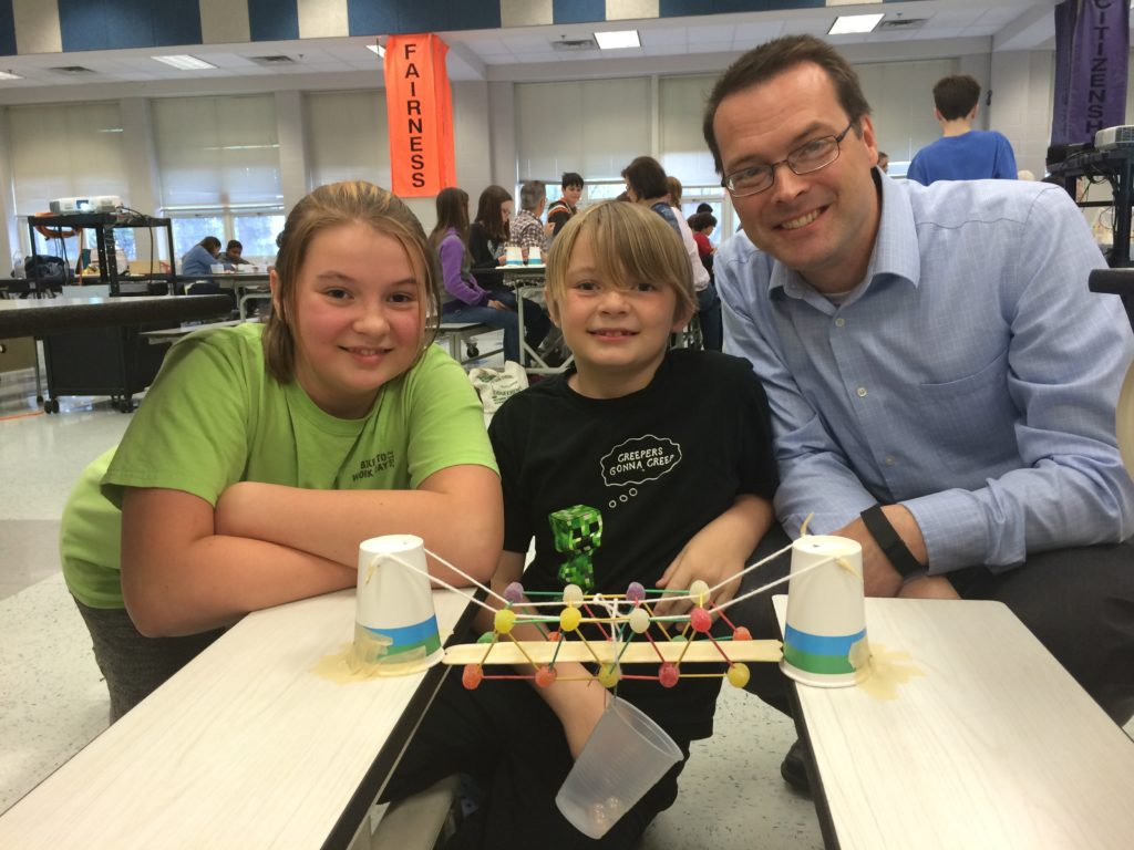 STEM program at Herndon Middle School