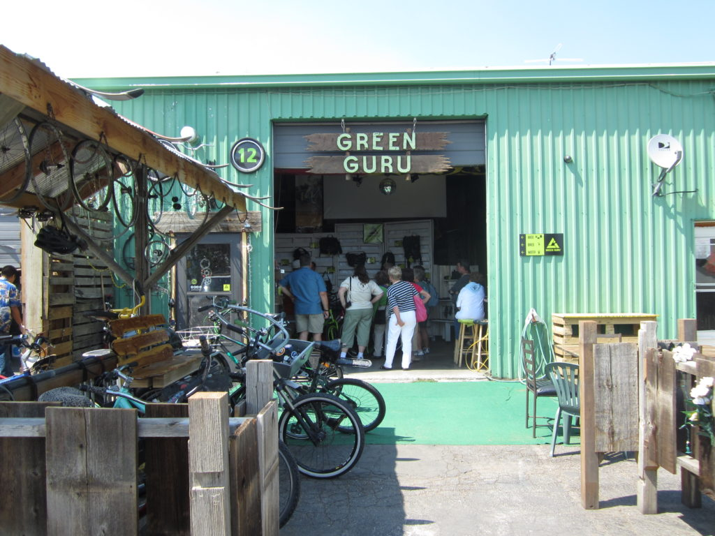 Green Guru Bike Shop, Boulder, Colorado
