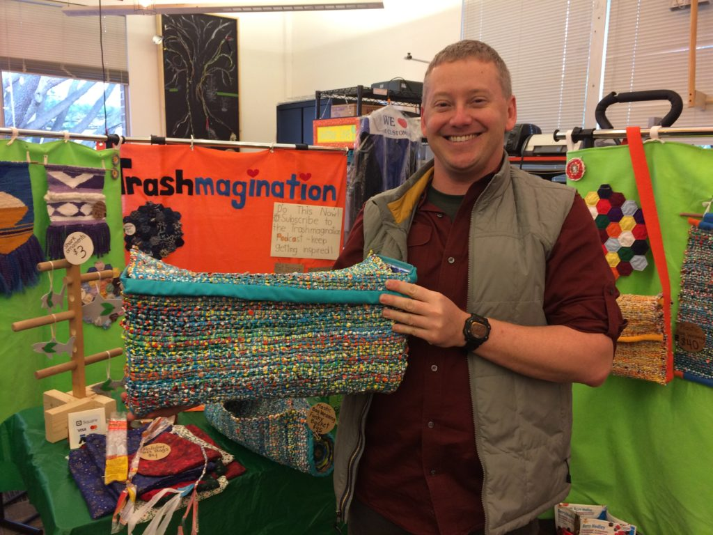 Chris who bought the storage basket